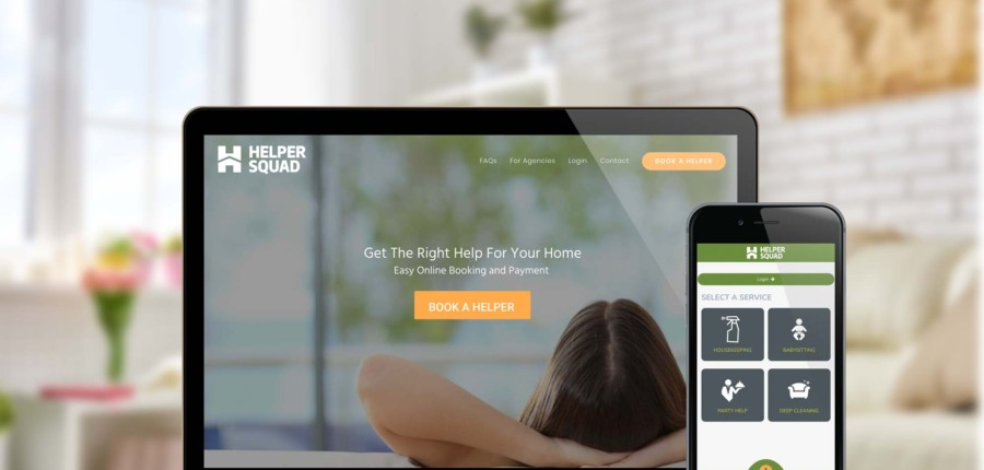 Case Study – HelperSquad, Home Services Marketplace